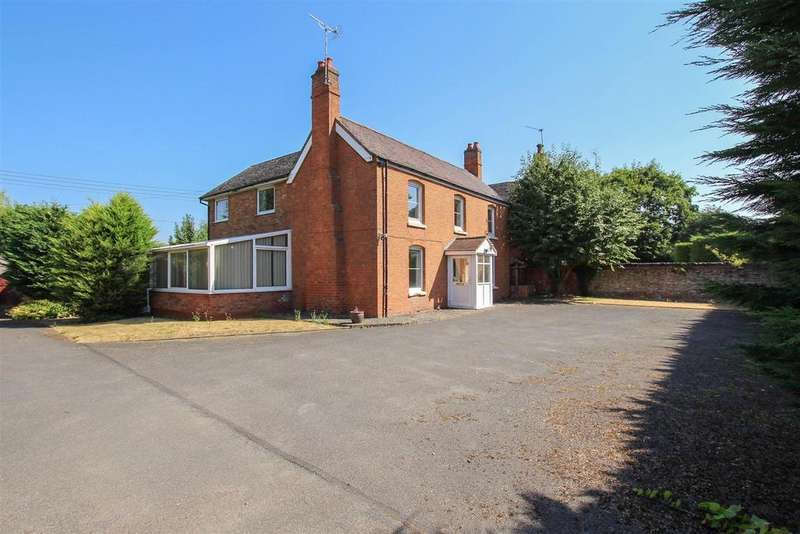 5 Bedrooms Detached House for sale in Baughton, Worcestershire