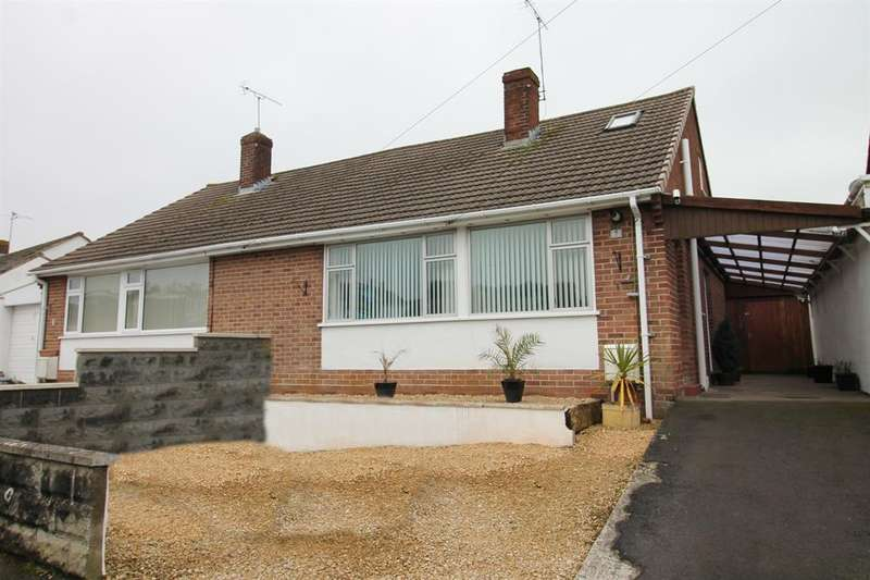 4 Bedrooms Semi Detached House for sale in Nailsea, North Somerset, BS48