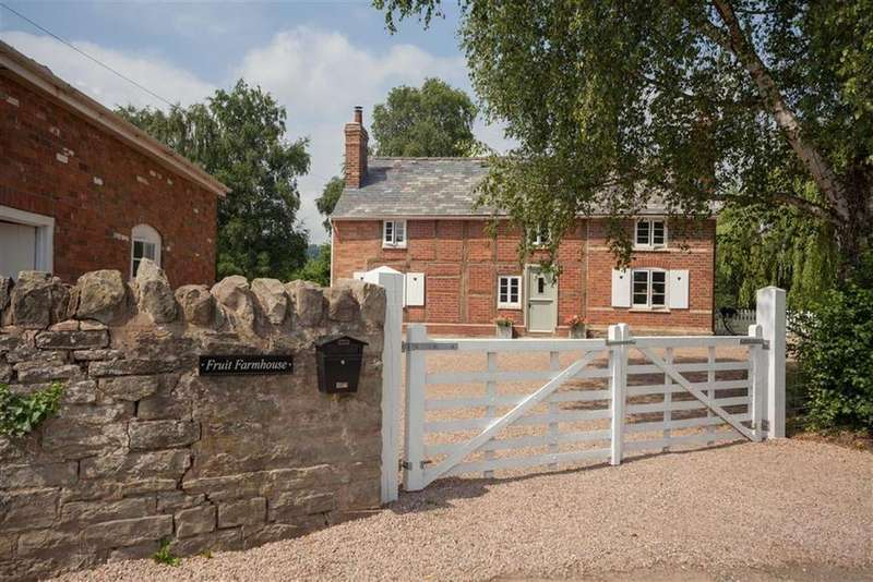 4 Bedrooms Farm House Character Property for sale in Crowmoor Lane, TILLINGTON, Tillington Hereford, Herefordshire
