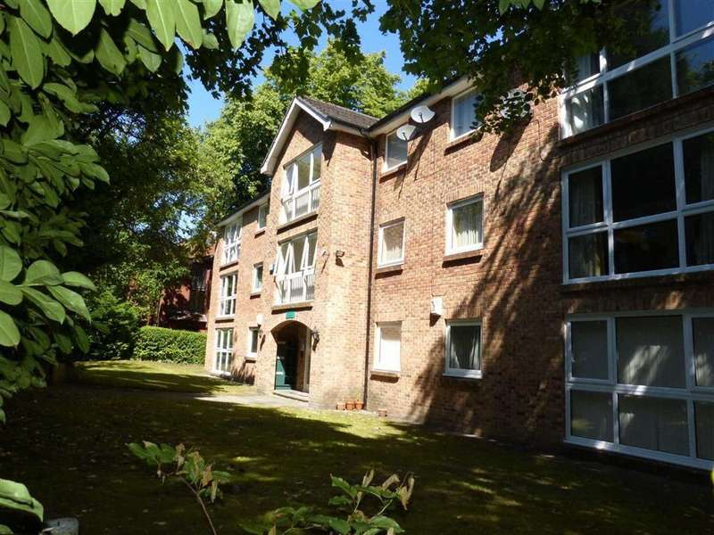 2 Bedrooms Flat for sale in Wilbraham Road, Whalley Range