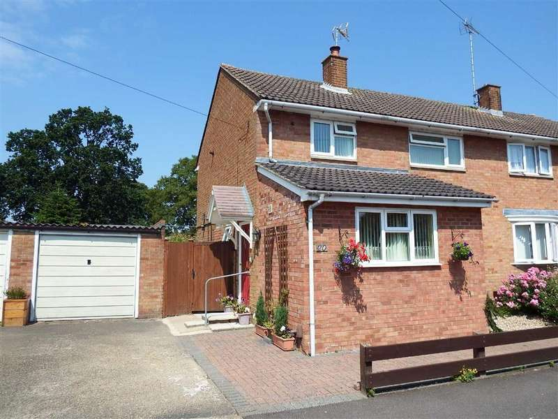 3 Bedrooms Semi Detached House for sale in Southsea Road, Stevenage, Hertfordshire, SG1