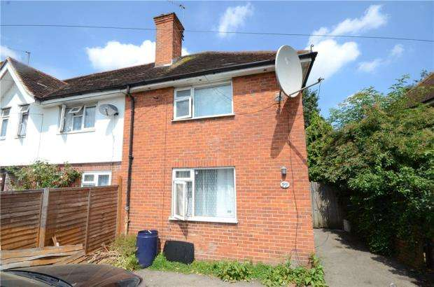 2 Bedrooms End Of Terrace House for sale in Hartland Road, Reading, Berkshire