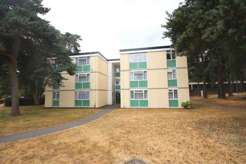 2 Bedrooms Apartment Flat for sale in Hurley Court, Bracknell