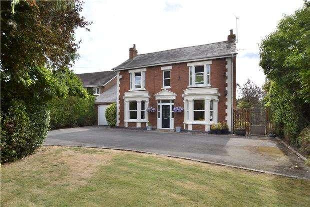 4 Bedrooms Detached House for sale in Beaufort Houe Sellars Road, Hardwicke, GLOUCESTER, GL2 4QD