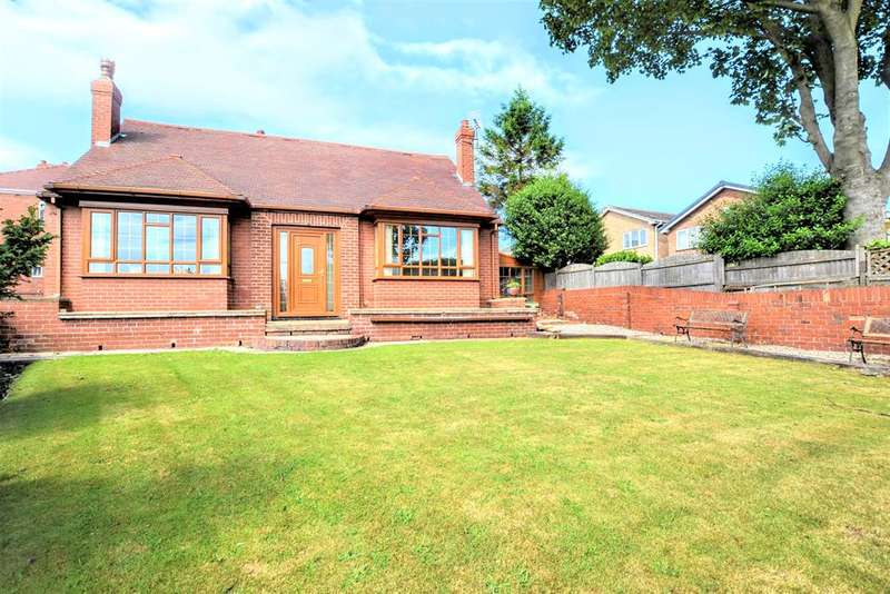 3 Bedrooms Bungalow for sale in Kingsway, Wombwell, Barnsley, S73 0EA