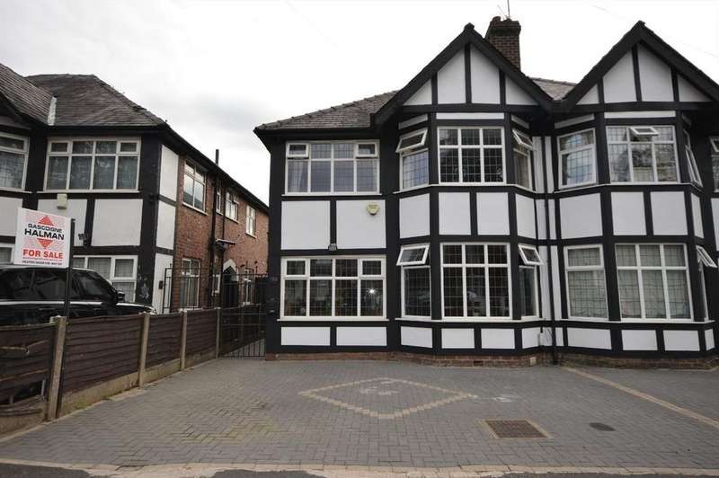 4 Bedrooms Semi Detached House for sale in Burnage Lane, Manchester