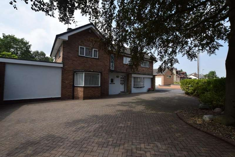3 Bedrooms Detached House for sale in Church Lane, Eccleston, St. Helens