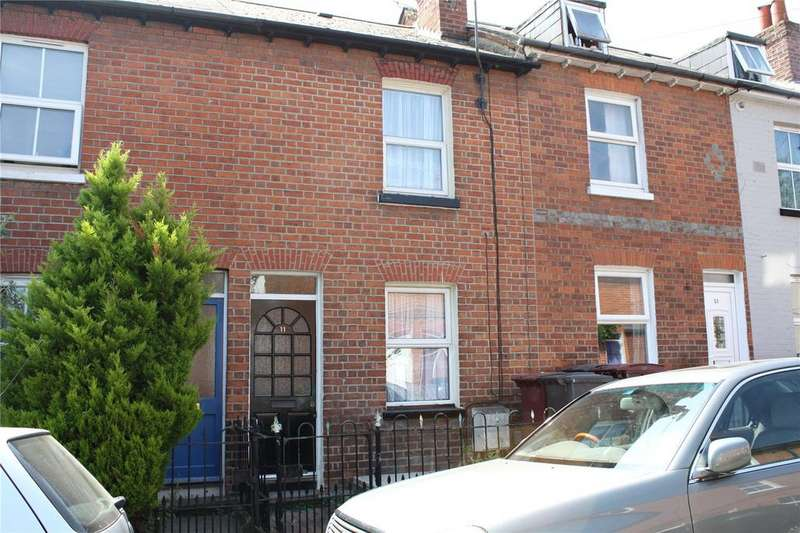2 Bedrooms House for sale in Chesterman Street, Reading, Berkshire, RG1