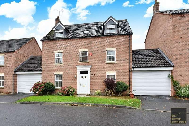 5 Bedrooms Detached House for sale in Parsons Road, Langley, Berkshire