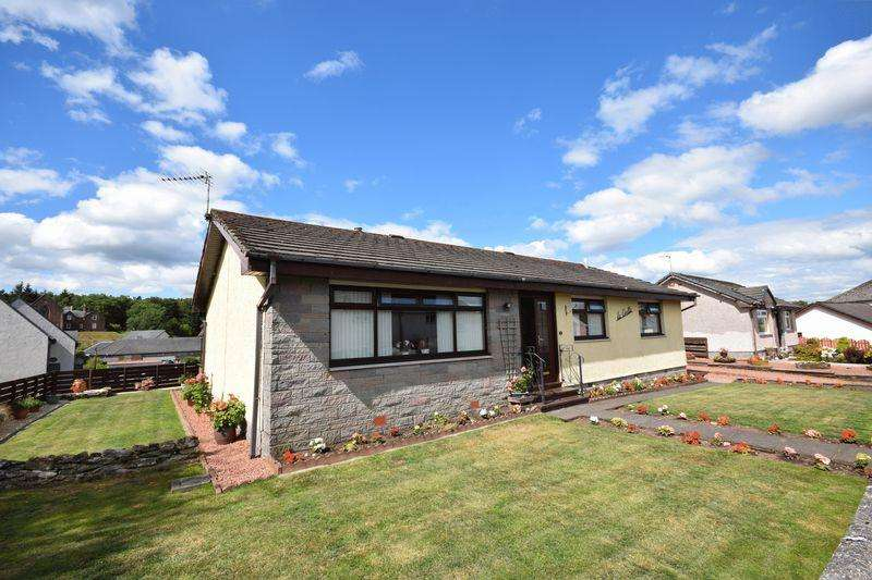 3 Bedrooms Detached Bungalow for sale in 29 Garronhill, Muirkirk KA18 3RY