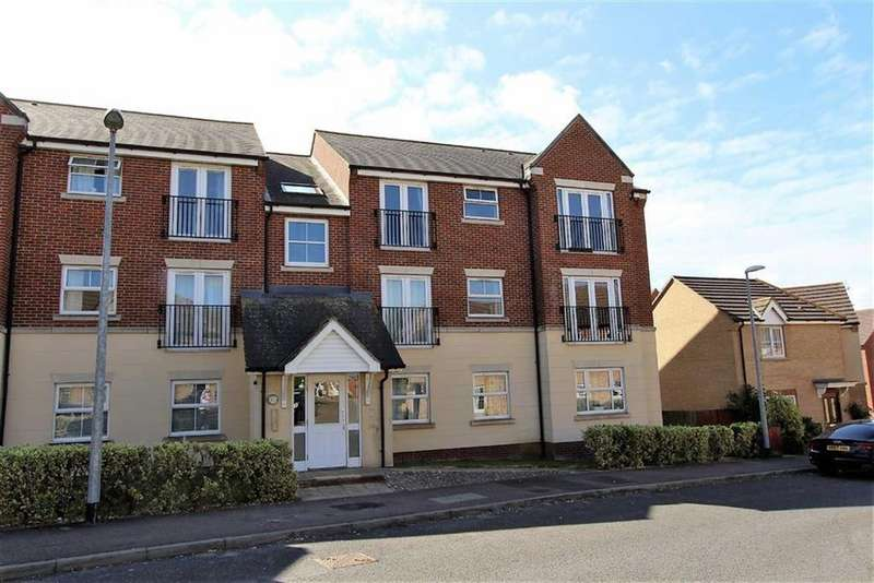 2 Bedrooms Apartment Flat for sale in Sandpiper Way, Leighton Buzzard