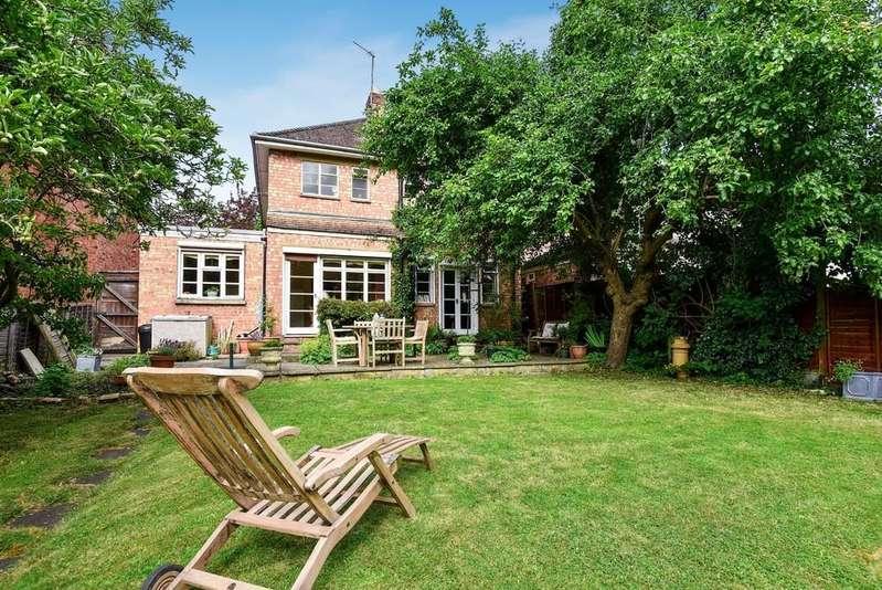 3 Bedrooms Detached House for sale in Bournside Road, Cheltenham