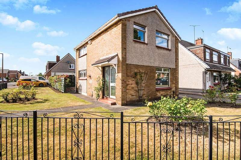 3 Bedrooms Detached House for sale in Campsie Road, Grangemouth, FK3