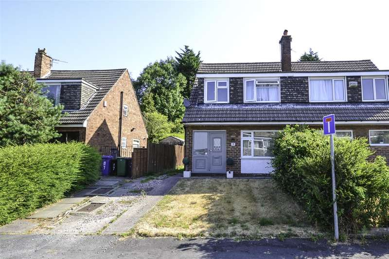 3 Bedrooms Semi Detached House for sale in Hullet Close, Appley Bridge