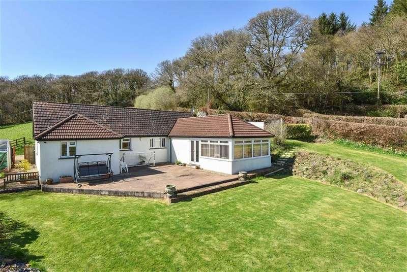 3 Bedrooms Bungalow for sale in Marsh Hill, Dulverton, Somerset, TA22