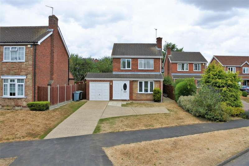 3 Bedrooms Property for sale in Winchester Road, Grantham