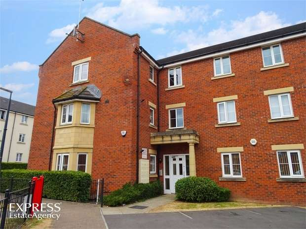 2 Bedrooms Flat for sale in Emerson Square, Bristol