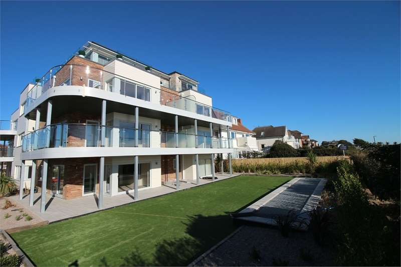 2 Bedrooms Flat for sale in Aquila, 21 Boscombe Overcliff Drive, Bournemouth, Dorset