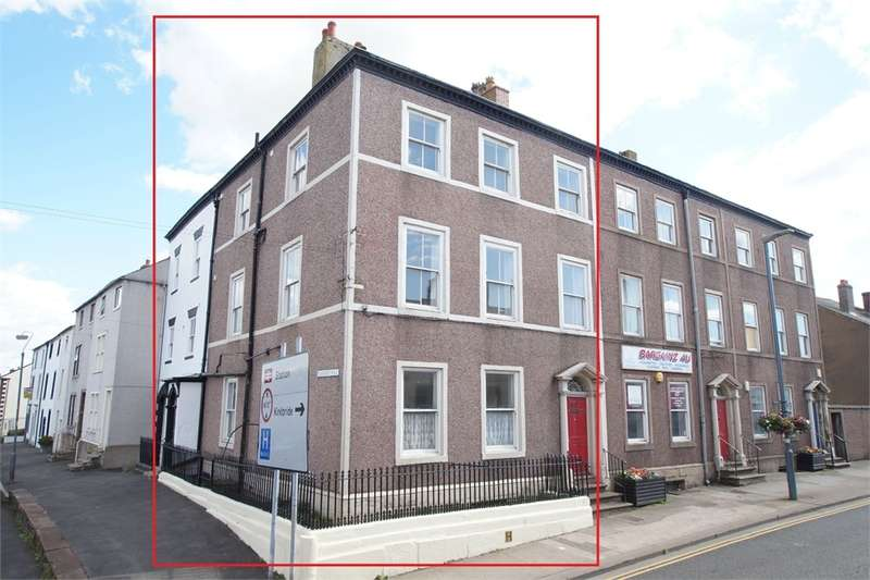 6 Bedrooms Commercial Property for sale in CA7 9EP King Street, and 1 Market Hill, Wigton, Cumbria