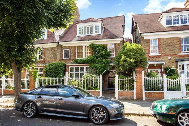 6 Bedrooms Terraced House for sale in Woodstock Road, London, W4