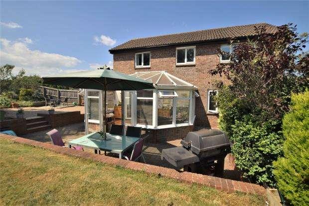 5 Bedrooms Detached House for sale in Sturcombe Avenue, Roselands, Paignton, Devon