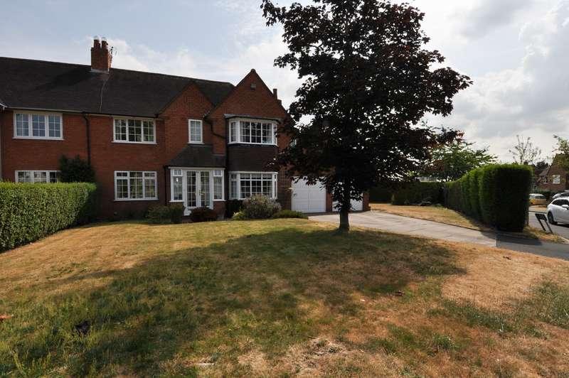 3 Bedrooms Semi Detached House for sale in Green Meadow Road, Selly Oak, Birmingham, B29