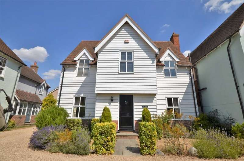 4 Bedrooms Detached House for sale in Badgers Holt, Stanway, CO3 0GL
