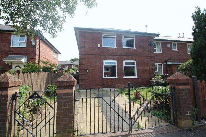 3 Bedrooms Terraced House for sale in Delamere Road, Turf Hill, Rochdale OL16 4XD