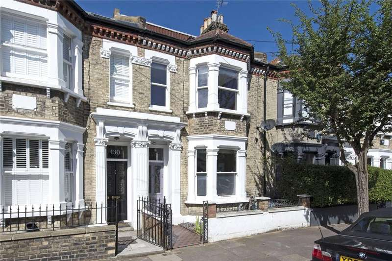 4 Bedrooms Terraced House for sale in Grandison Road, Clapham, London, SW11