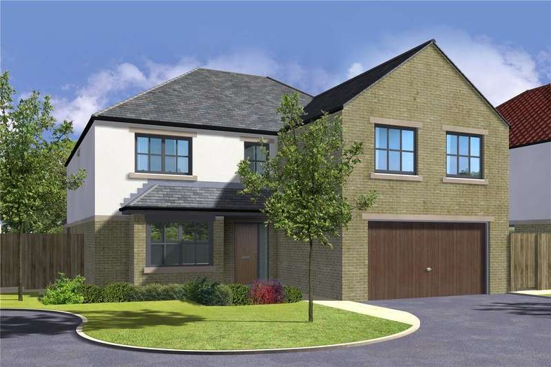 5 Bedrooms Detached House for sale in Hallcroft House, Tadcaster Mews, Copmanthorpe, York, YO23
