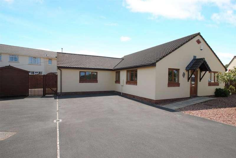 4 Bedrooms Detached Bungalow for sale in Beech Road, Stibb Cross