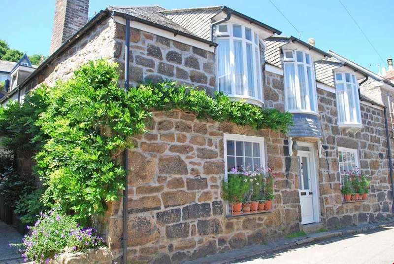 4 Bedrooms End Of Terrace House for sale in Mousehole, Penzance, Cornwall