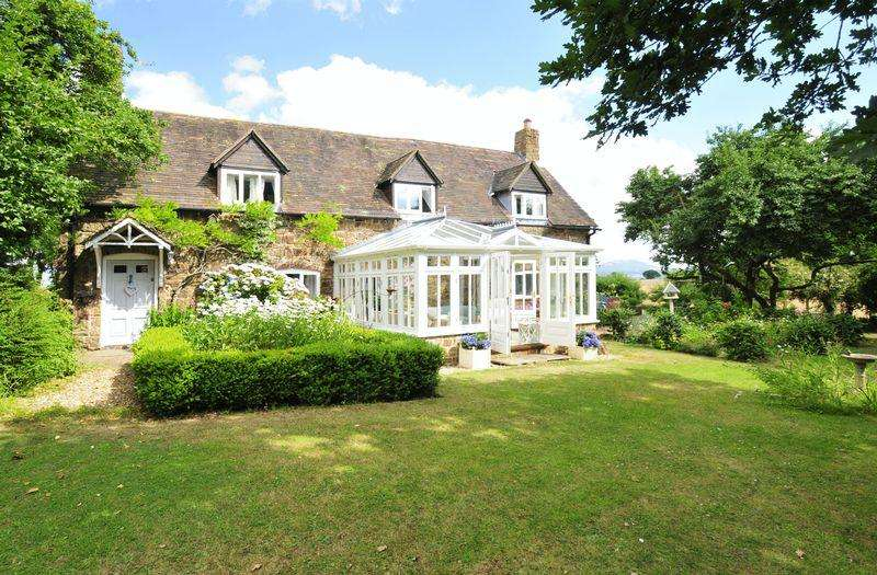 3 Bedrooms Cottage House for sale in Harley, Shrewsbury