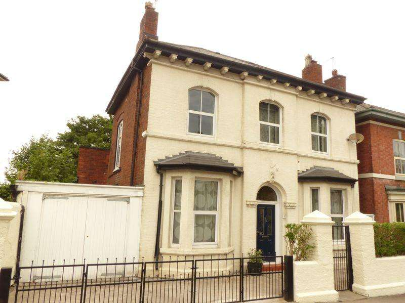 3 Bedrooms Detached House for sale in Persehouse Street, Walsall