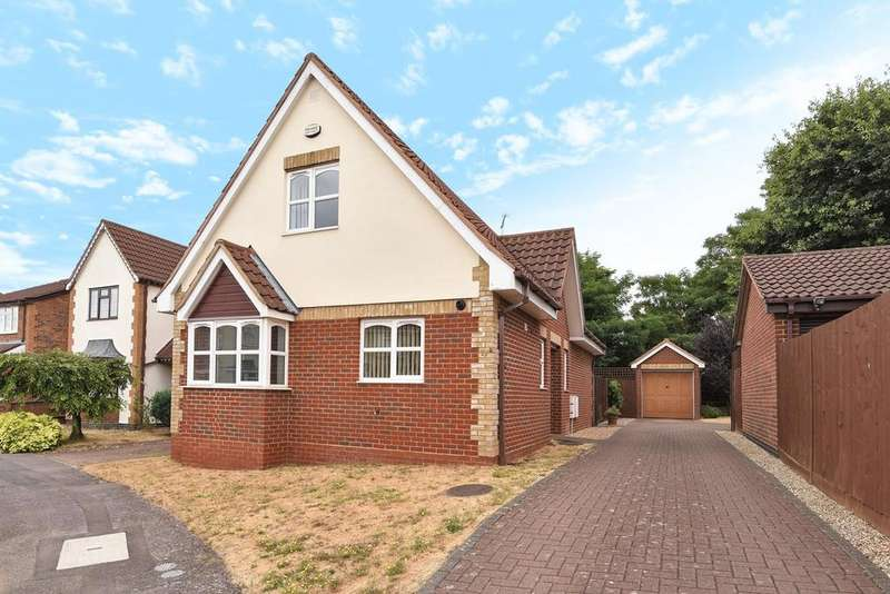 3 Bedrooms Chalet House for sale in Durham Close, Flitwick, MK45