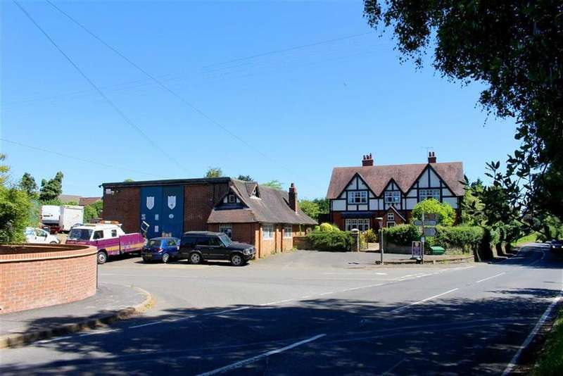 4 Bedrooms Detached House for sale in The Green, Hatton, Warwick, CV35