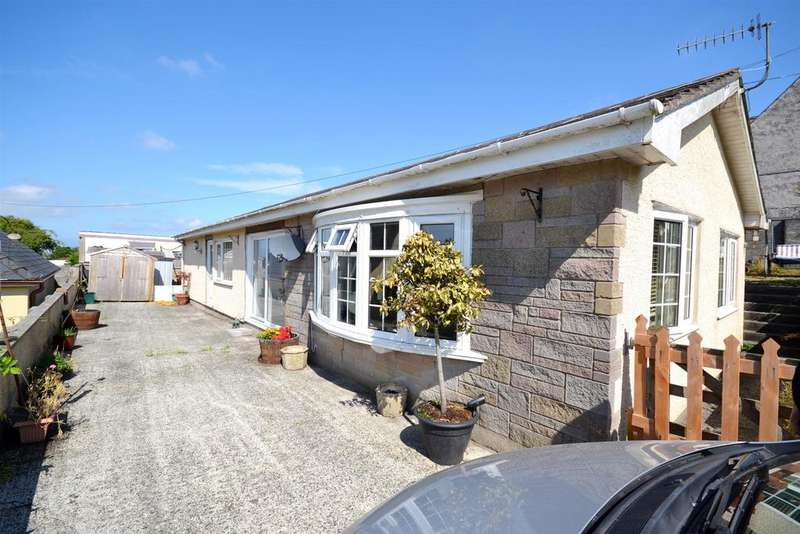 4 Bedrooms Detached Bungalow for sale in Ferry Road, Pennar, Pembroke Dock
