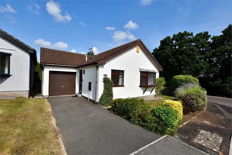 2 Bedrooms Detached Bungalow for sale in Chelvey Rise, Nailsea, Bristol, North Somerset