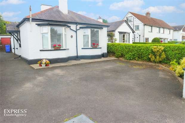 2 Bedrooms Detached Bungalow for sale in Killaughey Road, Donaghadee, County Down