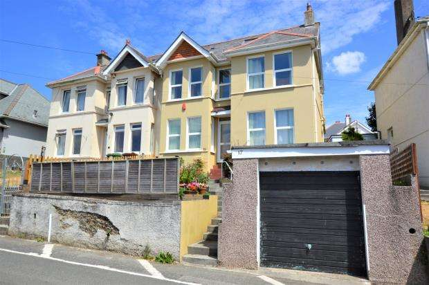 3 Bedrooms Semi Detached House for sale in Row Lane, Plymouth, Devon