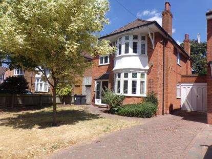 5 Bedrooms Detached House for sale in Bournbrook Road, Selly Oak, Birmingham, West Midlands