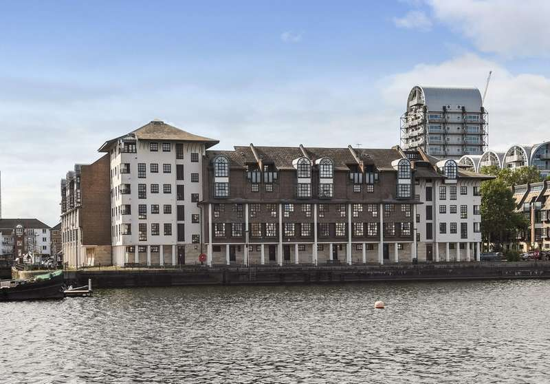 2 Bedrooms Flat for sale in Rope Street, Surrey Quays