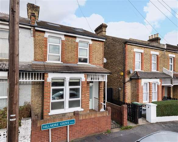 4 Bedrooms End Of Terrace House for sale in Hillmore Grove, Sydenham