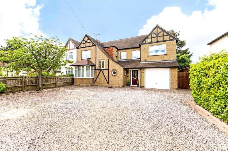 4 Bedrooms Semi Detached House for sale in Colney Heath Lane, St. Albans, Hertfordshire, AL4