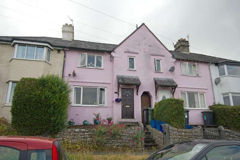 3 Bedrooms Terraced House for sale in Greengate, Kendal, Cumbria