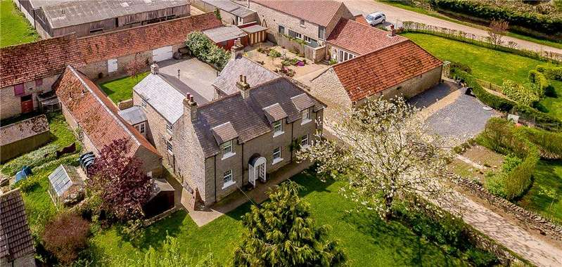 5 Bedrooms House for sale in Oak House, Cold Kirby, Thirsk, North Yorkshire, YO7