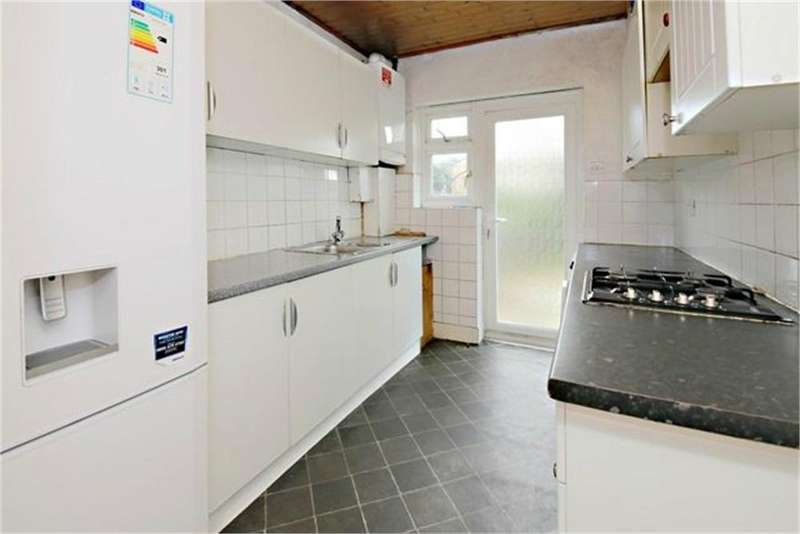 3 Bedrooms Terraced House for sale in North Circular Road, London