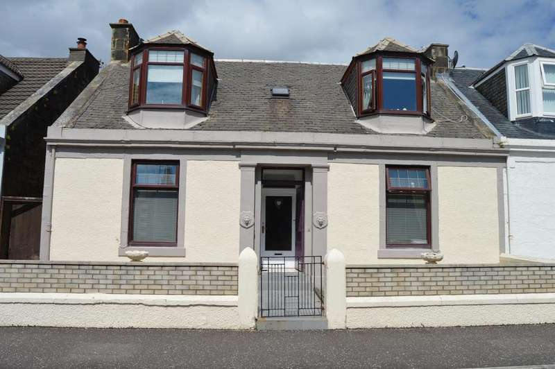 5 Bedrooms Semi Detached House for sale in Eglinton Street, Saltcoats KA21