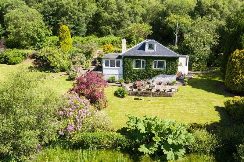 2 Bedrooms Detached House for sale in Glendaruel, Colintraive, Argyll and Bute