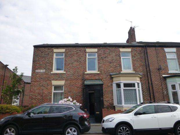 2 Bedrooms Terraced House for sale in CHESTER TERRACE, OFF CHESTER RD, SUNDERLAND SOUTH